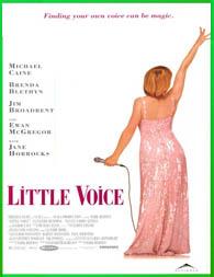 Little Voice (Pequeña voz) (1998) | 3gp/Mp4/DVDRip Latino HD Mega