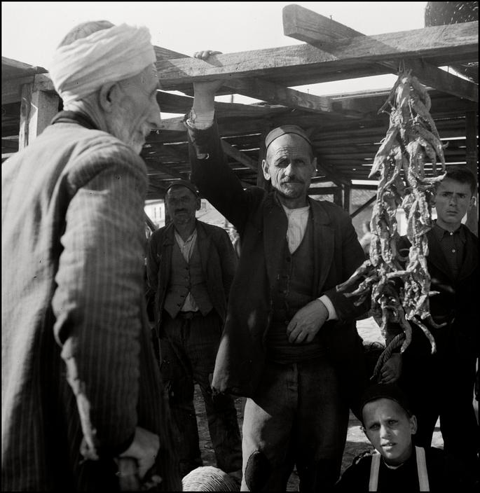 Крымскотатарские торговцы, 1943 год