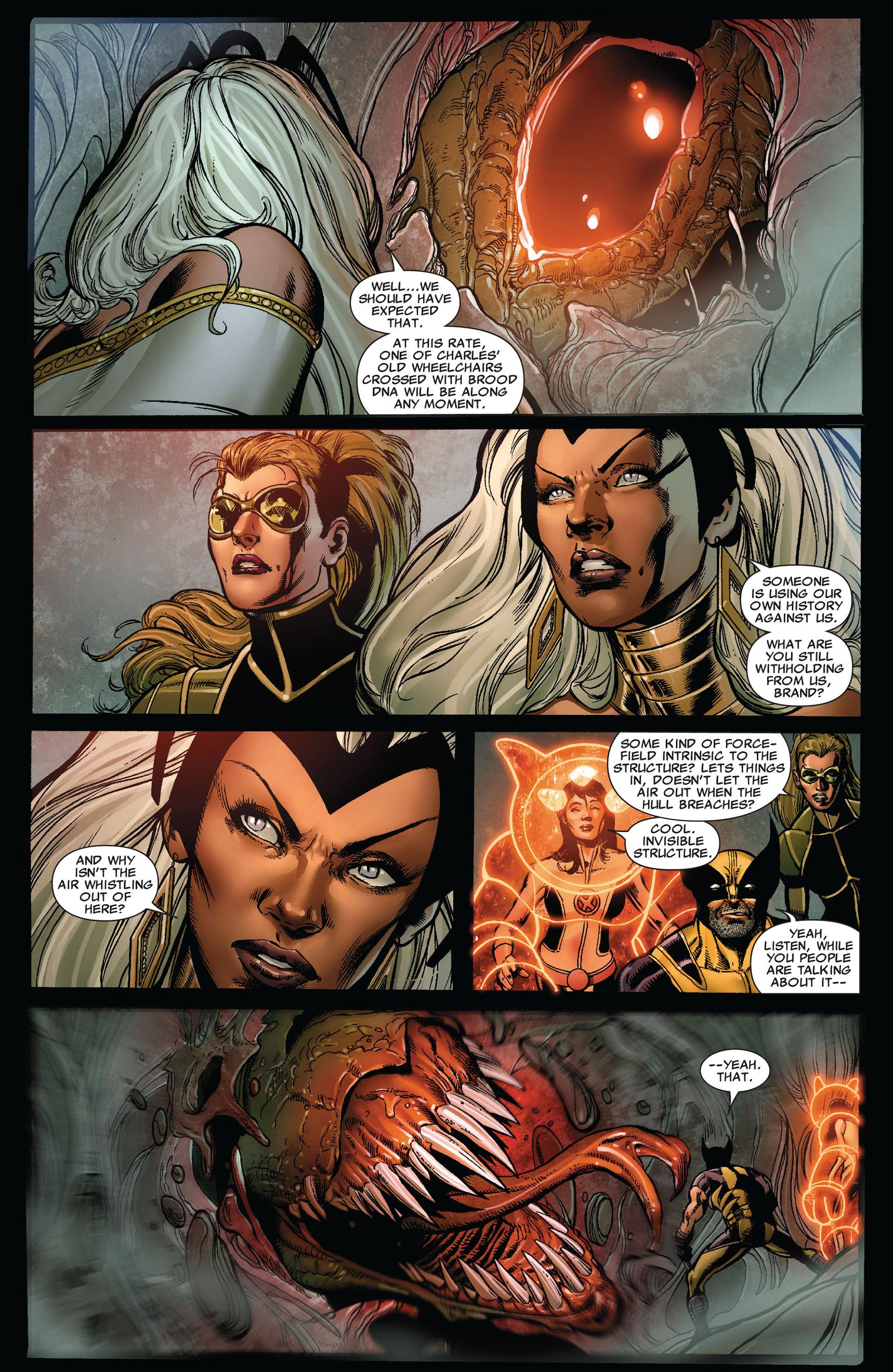 Read online Astonishing X-Men (2004) comic -  Issue #34 - 10