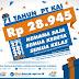 PT KAI Adakan Tarif Promo Rp 28.945 untuk Semua Kelas KA (Berlaku Reservasi 24 – 29 September 2016)