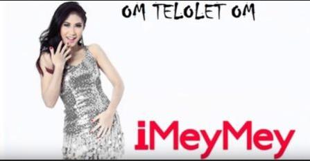 Om Telolet Om, Lirik lagu iMey Mey - Om Telolet Om