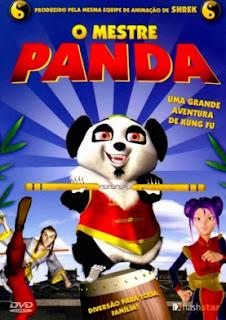 O Mestre Panda Uma Grande Aventura De Kung Fu Dublado