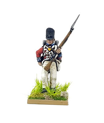 28mm Perry Miniatures British Line Infantry