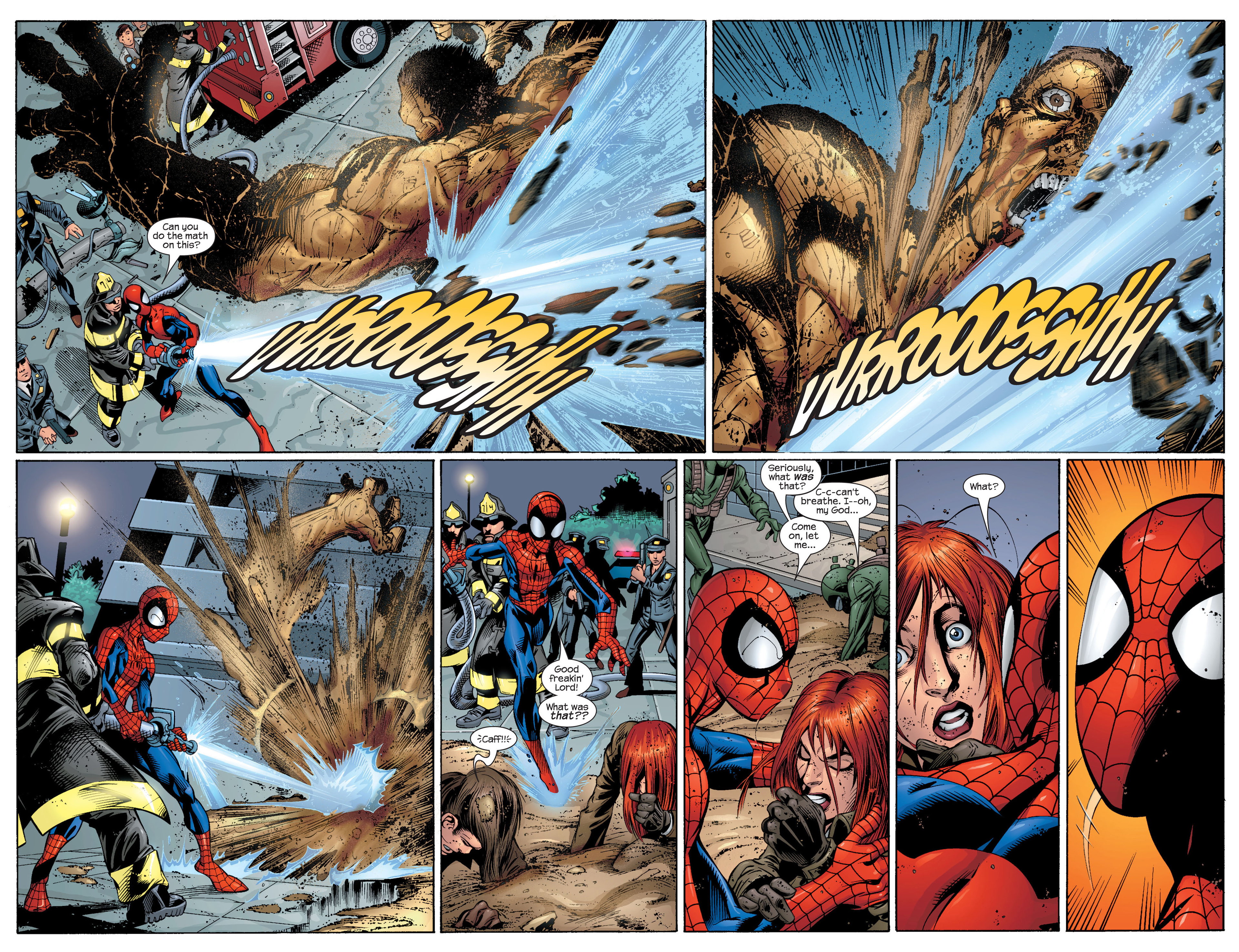 Read online Ultimate Spider-Man (2000) comic -  Issue #46 - 18