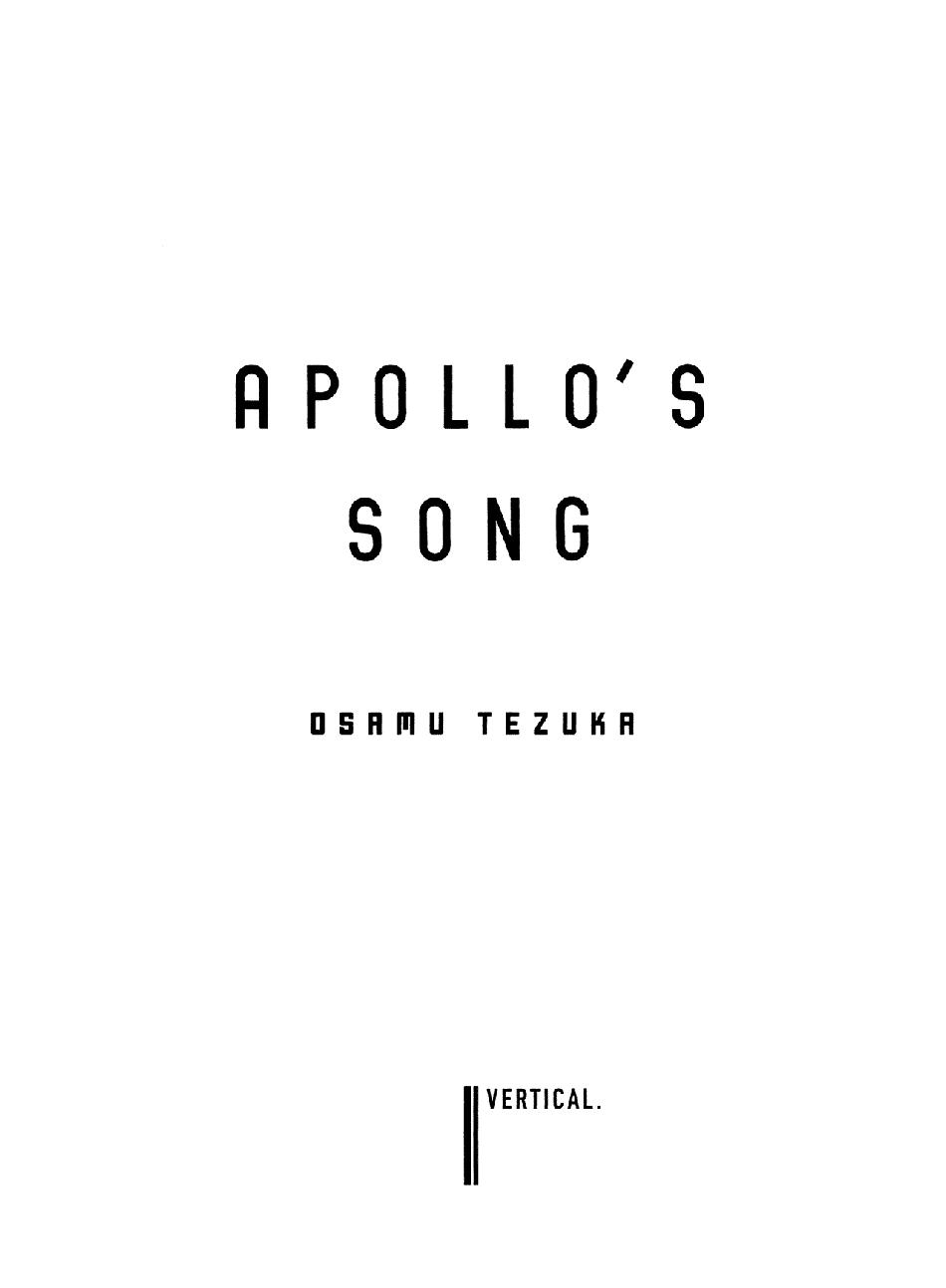 Apollo's Song chap 0 trang 2