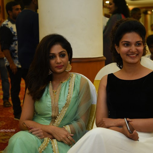Arya latest photos from Pretham Movie 75 day Success Celebration