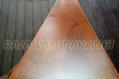 Lantai Kayu Jati Jenis Flooring Kualitas Export