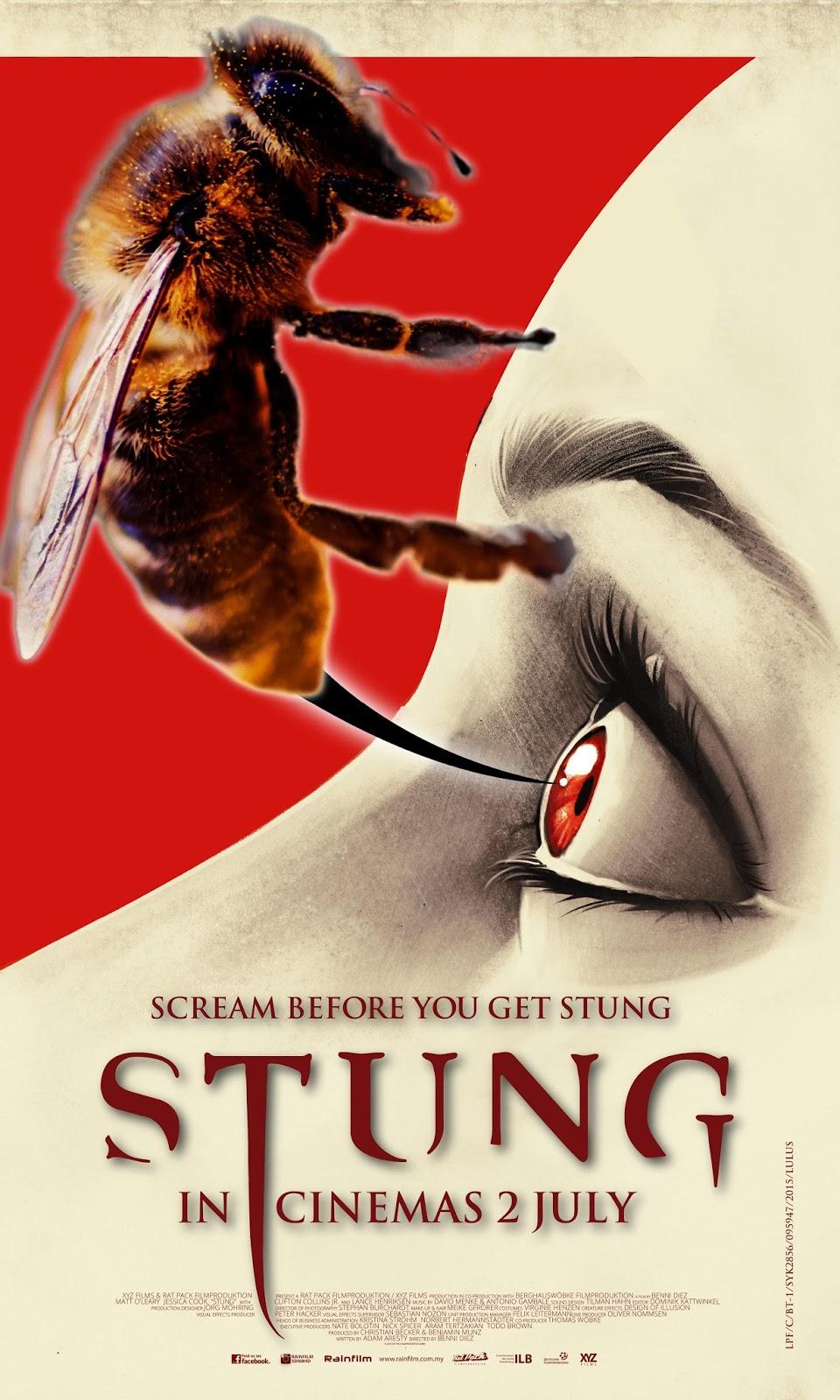 Stung ฝูงนรกหกขาล่ายึดร่าง (2015) [Subthai ซับไทย]