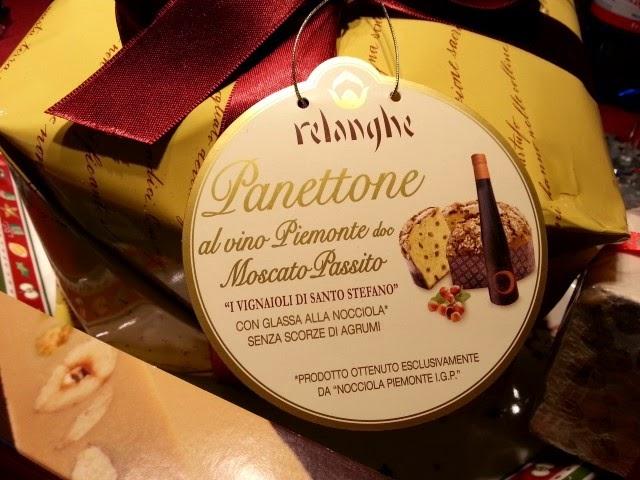 dolci natalizi panettone Relanghe