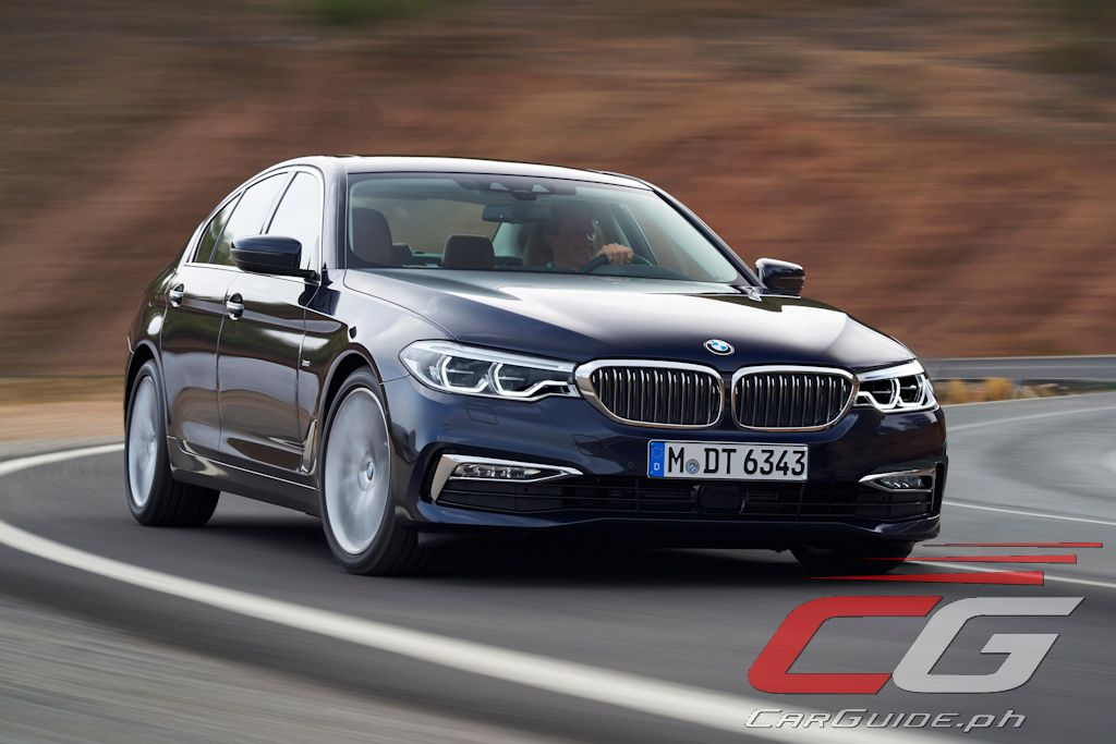 Good Carmakers Usually Like To Do Things With Grandeur, Focusing On The Big  Things When It Comes To New Products. For The All New 7th Generation 5  Series Though, ...