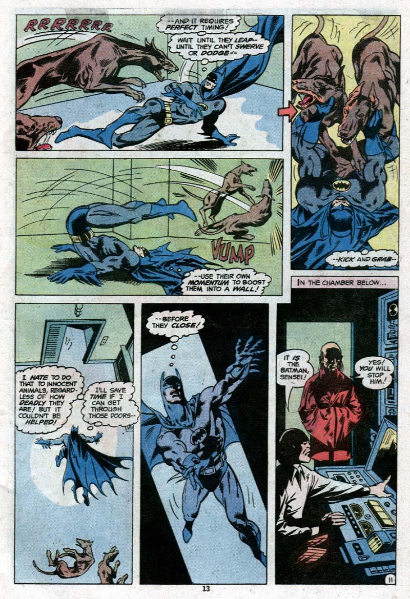 Detective Comics (1937) 485 Page 12