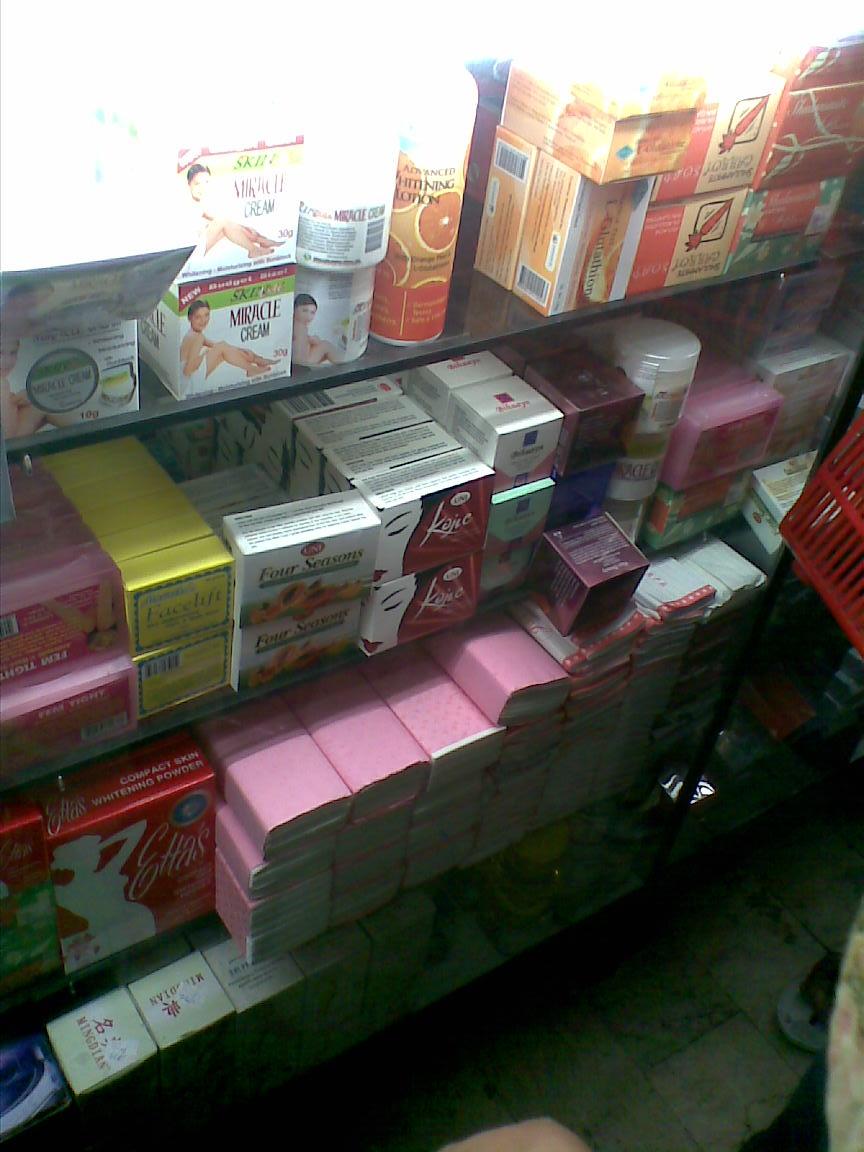 EcoWaste Coalition: Manila Vendors Defy Ban on Mercury