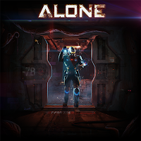Alone board game