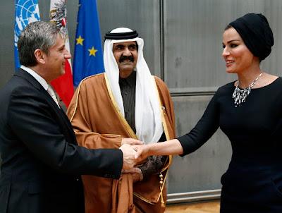 Sheikha Mozah Bint Nasser