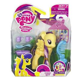 My Little Pony Single Wave 2 Sunny Rays Brushable Pony