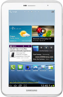 Firmware Samsung Galaxy Tab 2 P3100