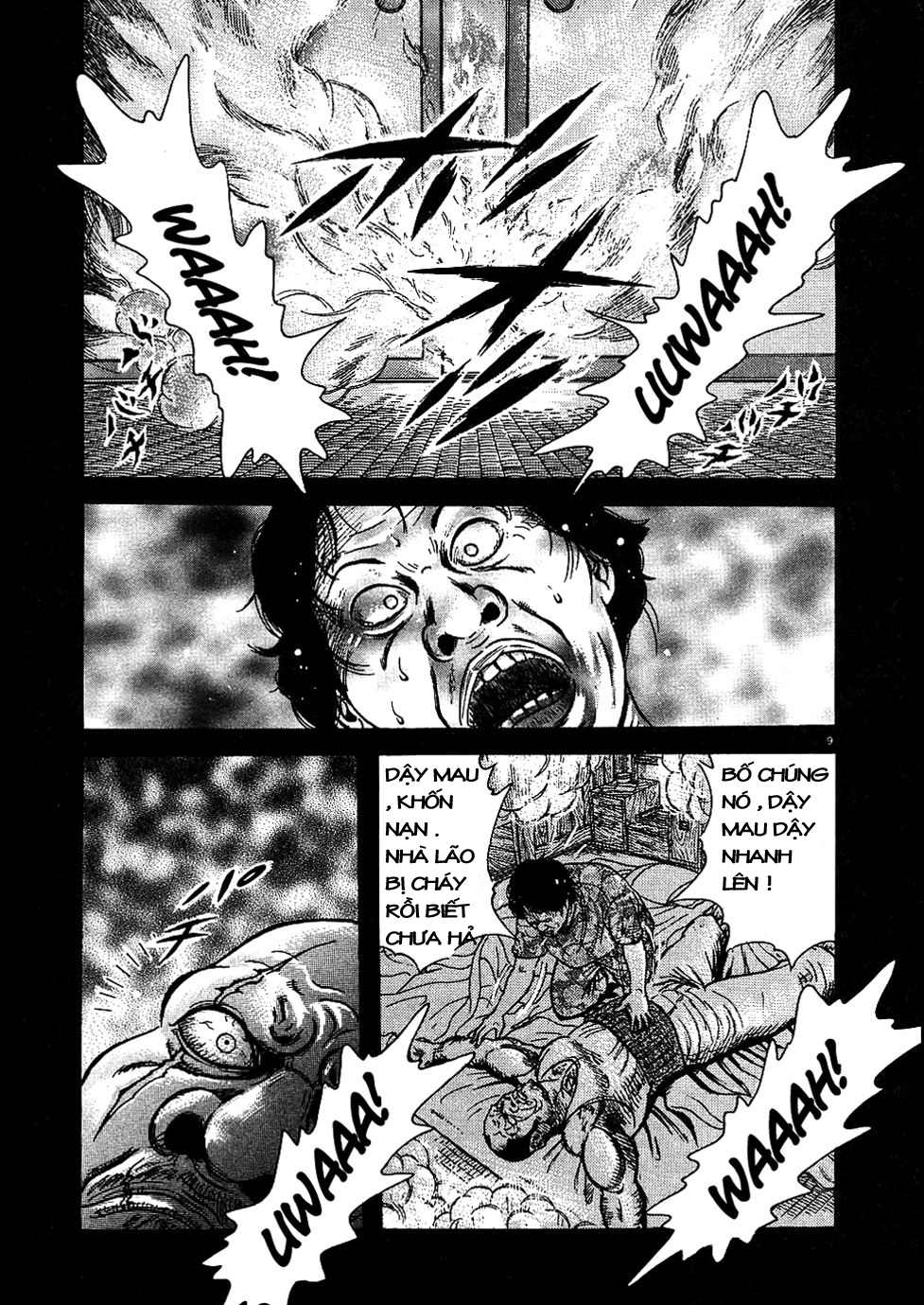Oyaji chap 2 trang 9