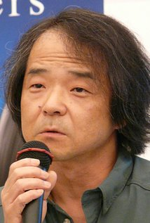 Mamoru Oshii. Director of Garm Wars The Last Druid