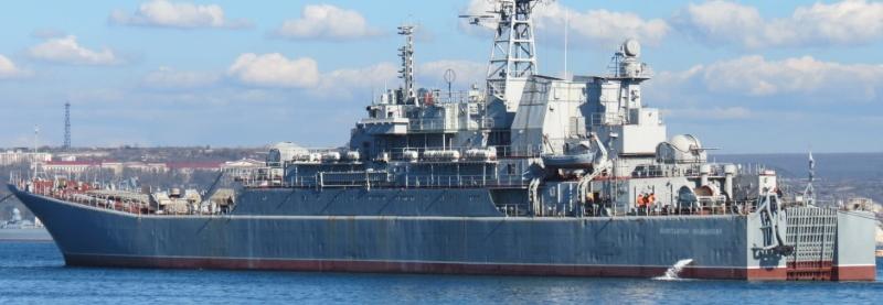 Росія перебазувала захоплені у 2014 році кораблі ВМСУ