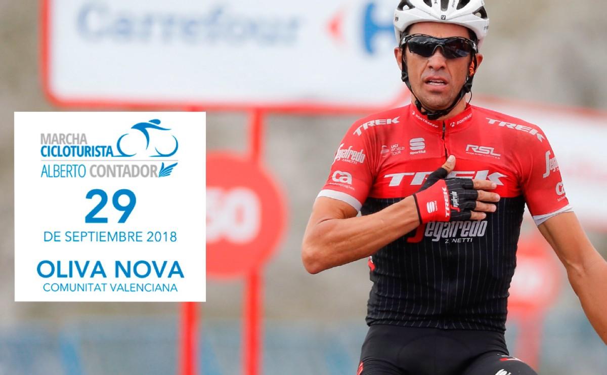 8th Marcha Ciclista Alberto Contador 2018