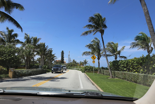 Gold Coast Highway A1A em Miami