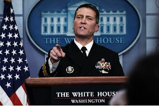 Trump is very sound in health, both mentally and physical - Dr. Ronny Jackson