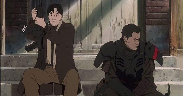 Neglected Gem # 91 ? Jin Roh: The Wolf Brigade (1999)
