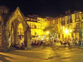 Guimarães de noite