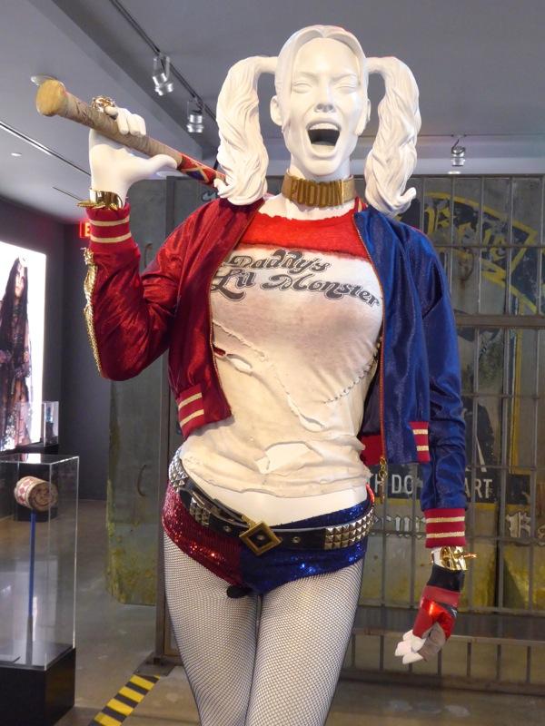 Suicide Squad Harley Quinn film costume