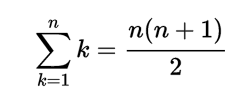 suma lui Gauss