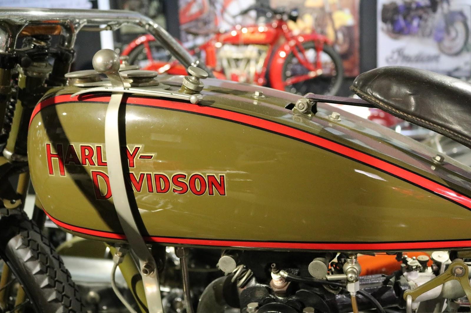 1926 Harley Davidson Peashooter: OldMotoDude: 1926 Harley-Davidson Model A Peashooter On
