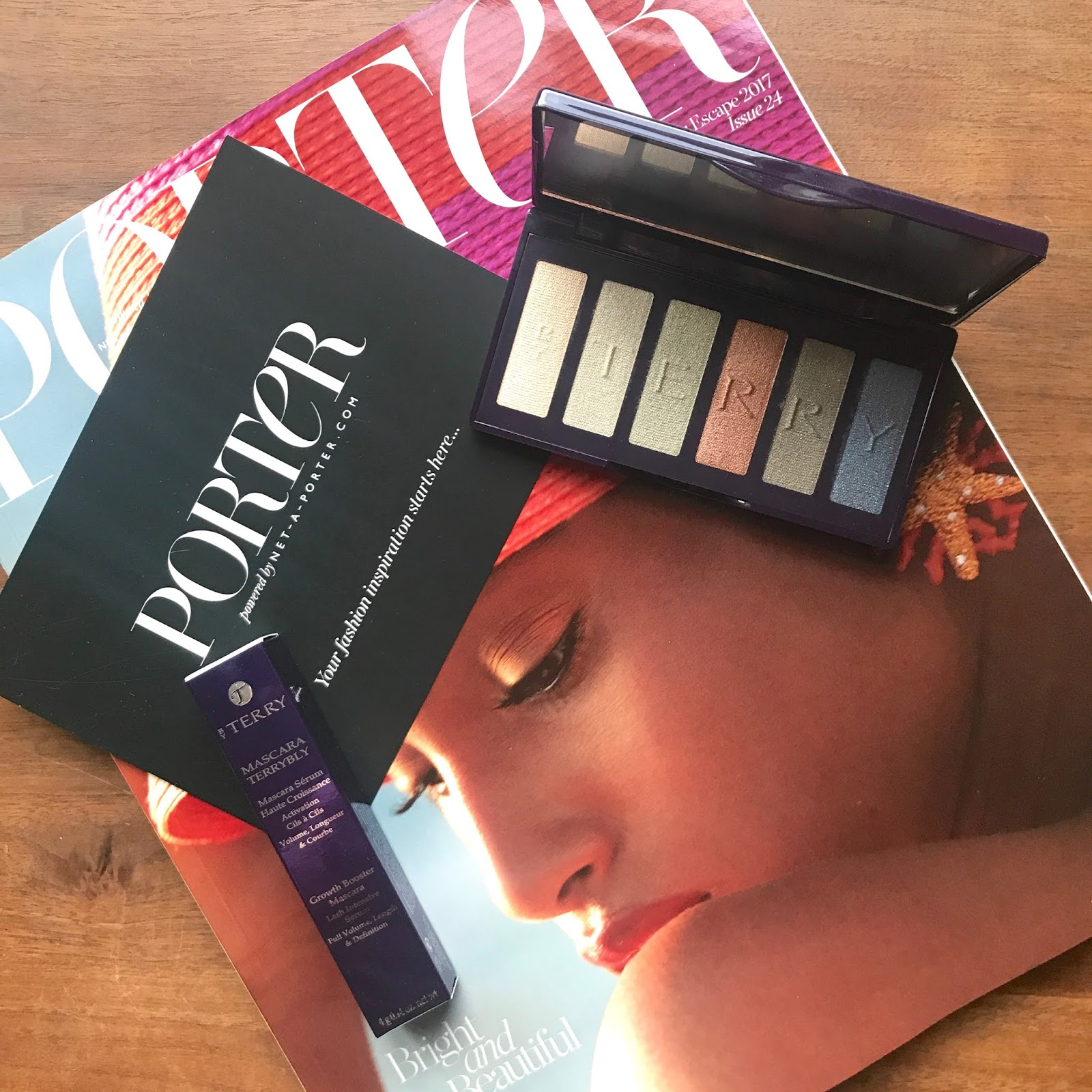 821f166f22e6fd Porter is a sumptuous glossy magazine from luxury e-commerce site Net-a- Porter which