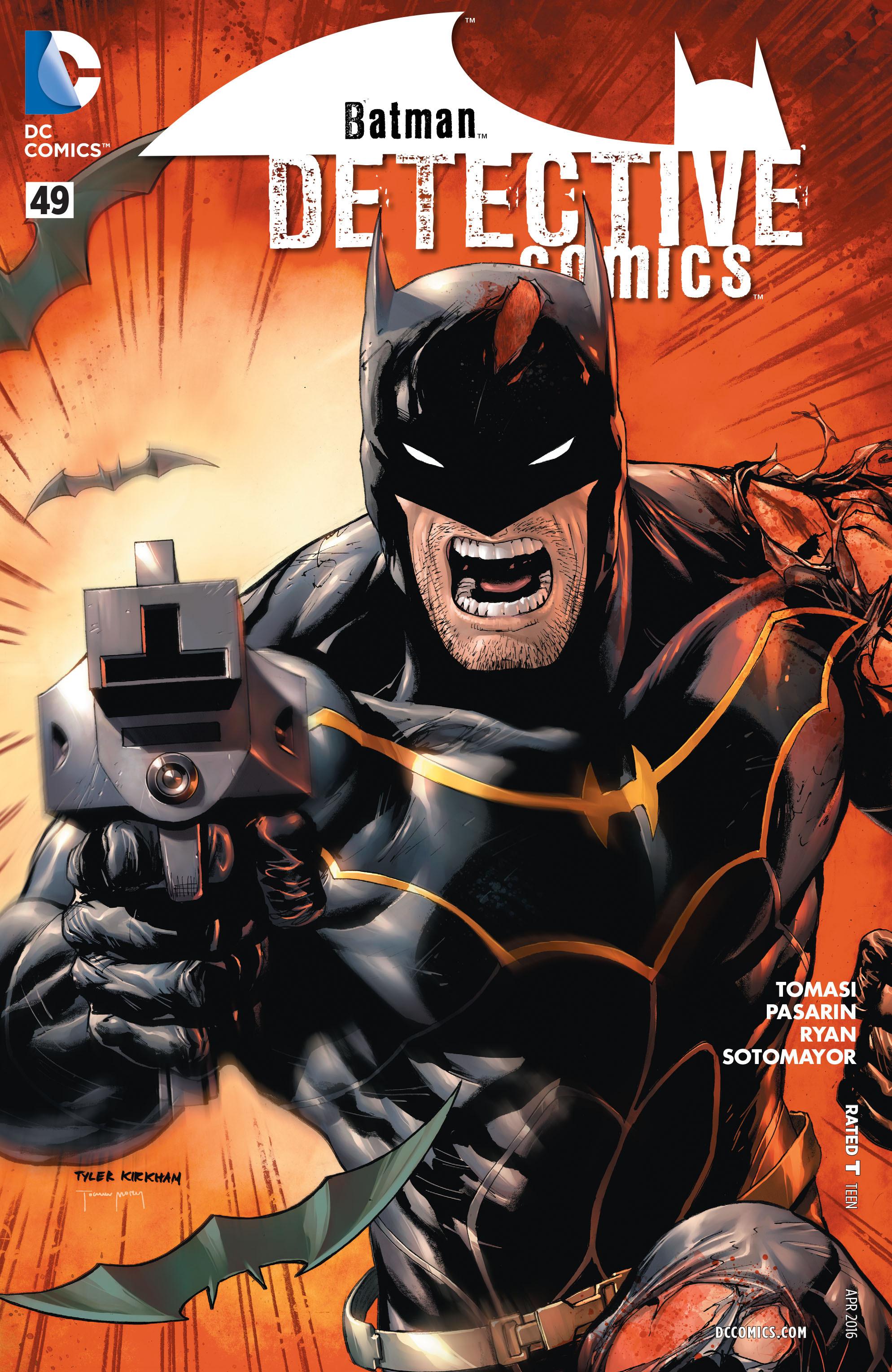 Detective Comics (2011) 49 Page 1