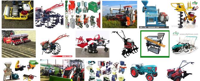 Daftar Harga Mesin Pertanian Modern untuk Efisiensi Tenaga yang Bisa Anda Pilih