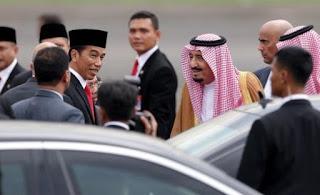 Kunjungan Raja Salman Bin Abdul Azis Al Saud