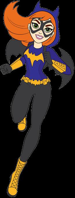 Anime Feet: DC Super Hero Girls: Batgirl