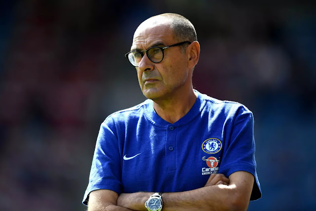 Sarri-ball : The three real areas of concern for Chelsea fans.