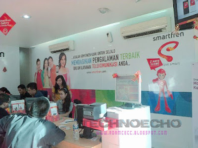 Smartfren Service Center Indonesia