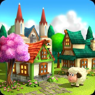 Cheat Town Village: Farm, Build, Trade, Harvest City v1.2.4 (Mod Apk) Android