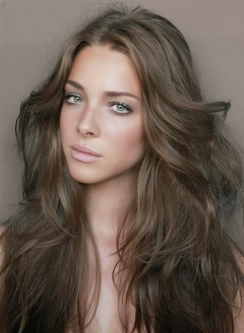 Ash Brown Hair Color With Blonde Highlights Hair Color