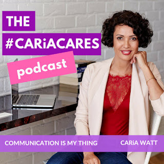 The #Cariacares Podcast