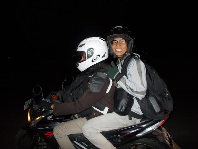 Artikel: Kisah Yang Menyentuh Hati, Kenapa tidak Punya kendaraan beroda empat?