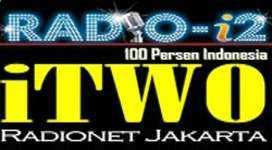 streaming iTWO RADIONET Jakarta