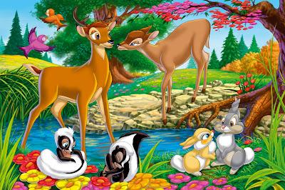 bambi - fábulas infantiles