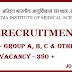 All India Institute of Medical Sciences Recruitment 2017