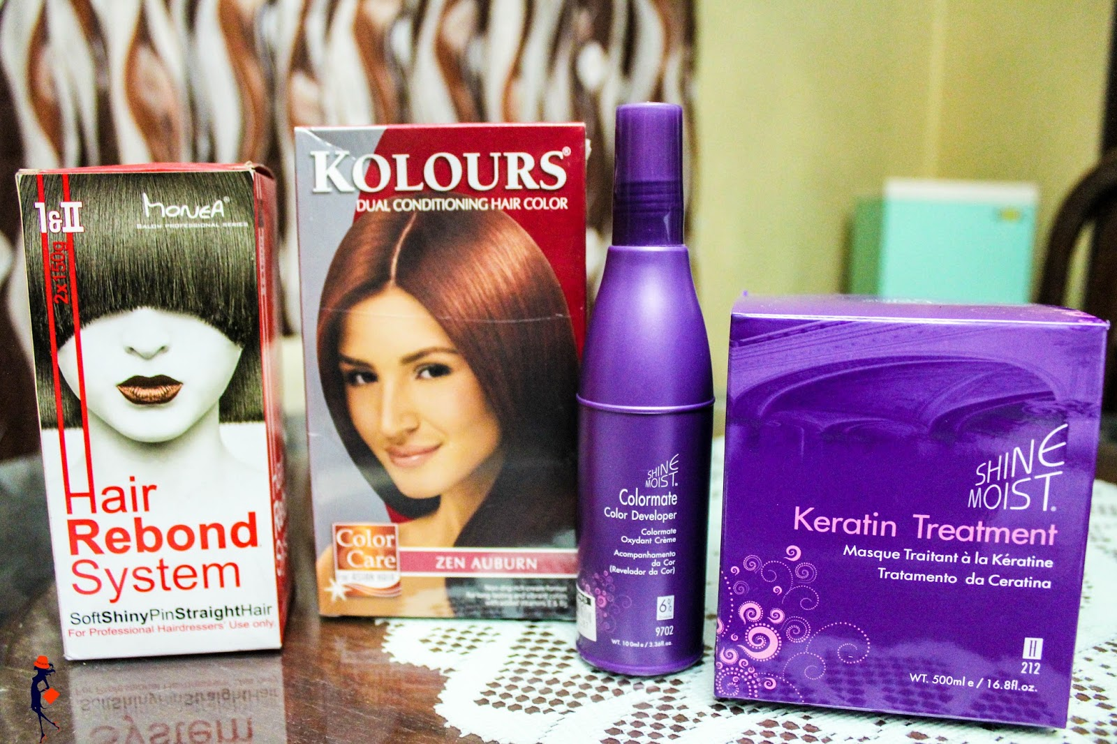 Hair Cellophane With Shine Moist Henna Wax The Girl With