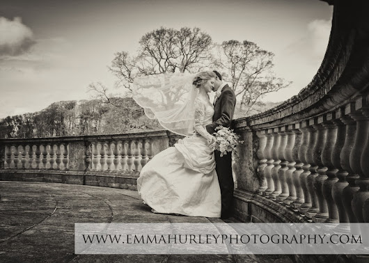 Lucie and Barry's Vintage Wedding at Lulworth Castle...
