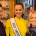 Catriona Gray's TV guesting in American TV show impressed netizens