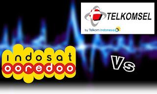 Indosat vs Telkomsel
