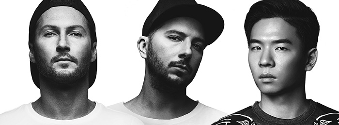 "Matisse & Sadko Team Up with Raiden for Progressive House Anthem ""Light Me Up"""